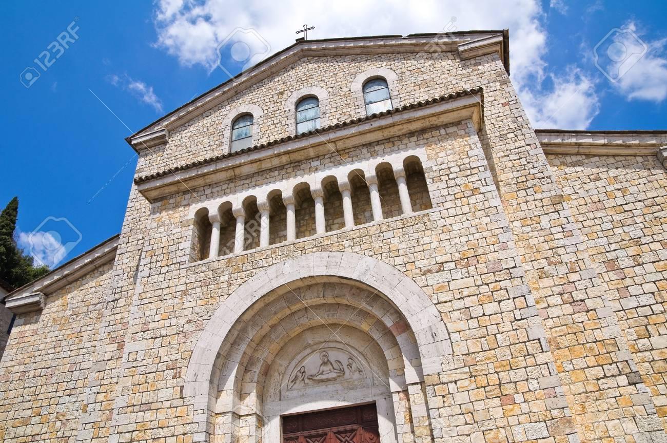 Church of St  Lucia  Amelia  Umbria  Italy Stock Photo - 16940438