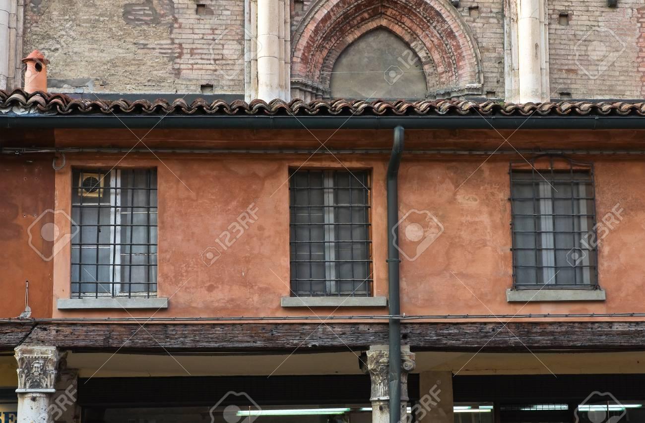 Loggia of the Merchants  Ferrara  Emilia-Romagna  Italy  Stock Photo - 18145267