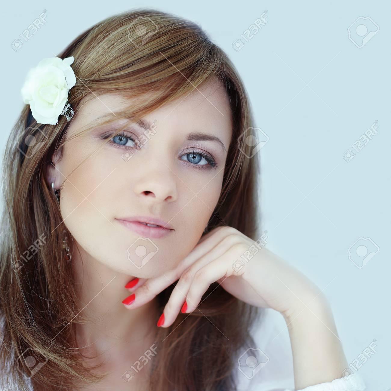 Perfektes Mädchen Bild Dreifache Blowjob-Videos