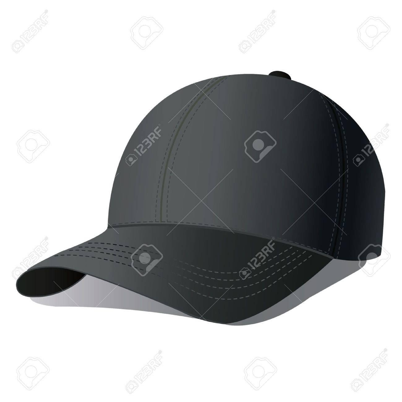 野球帽のイラストのイラスト素材ベクタ Image 9626032