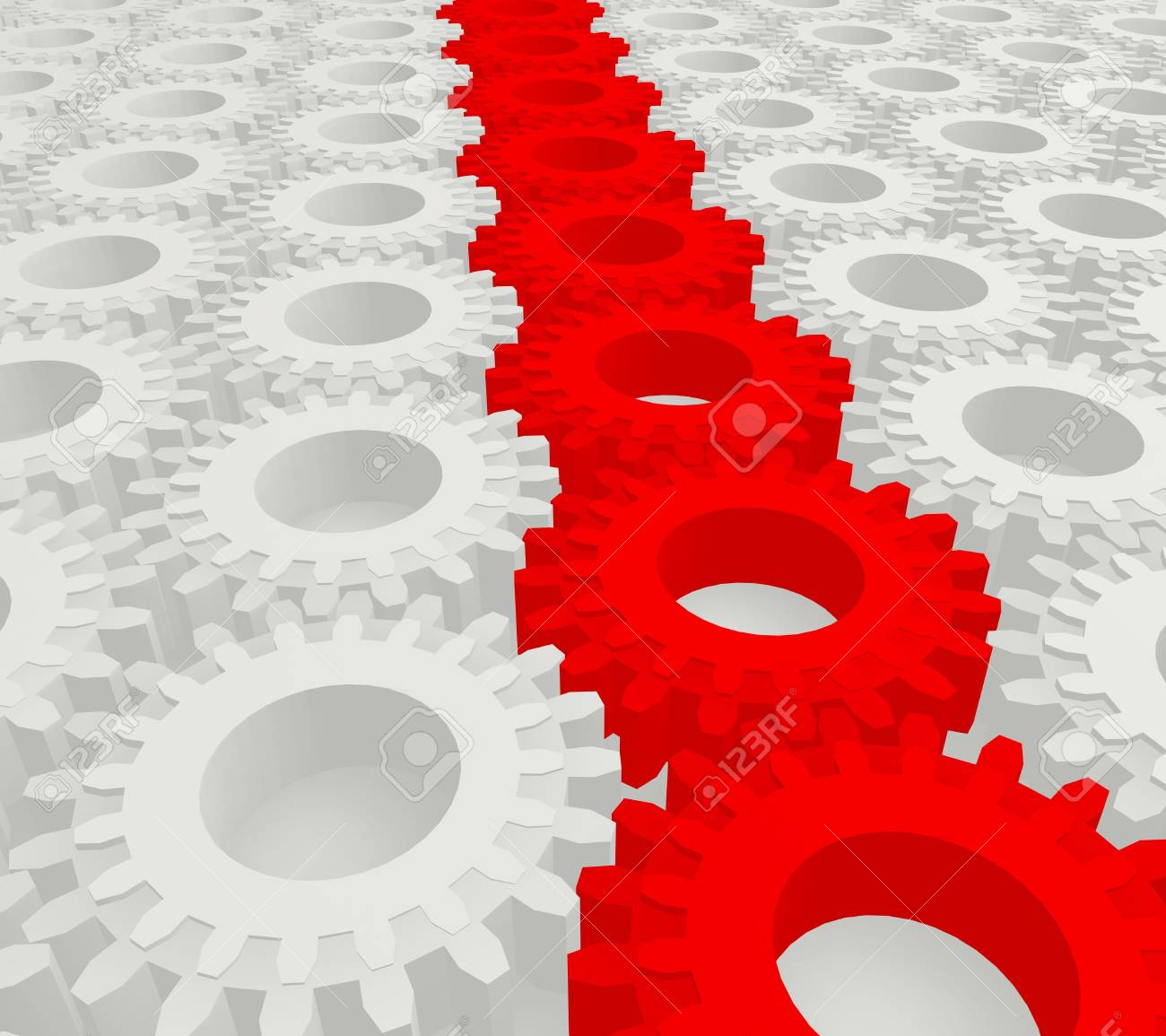 industrial gears Stock Photo - 3751116