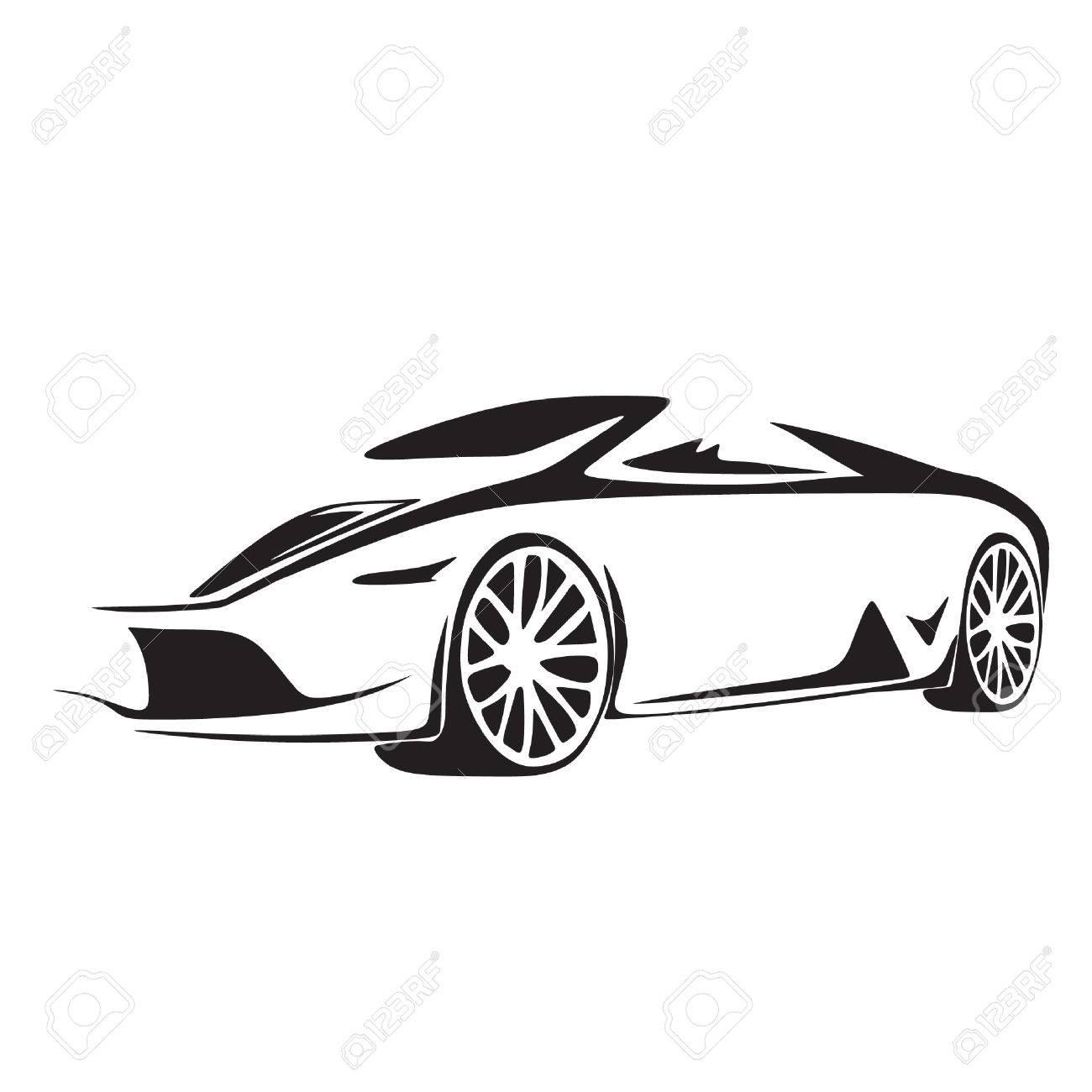 Sport Car Vector Royalty Free Cliparts Vectors And Stock