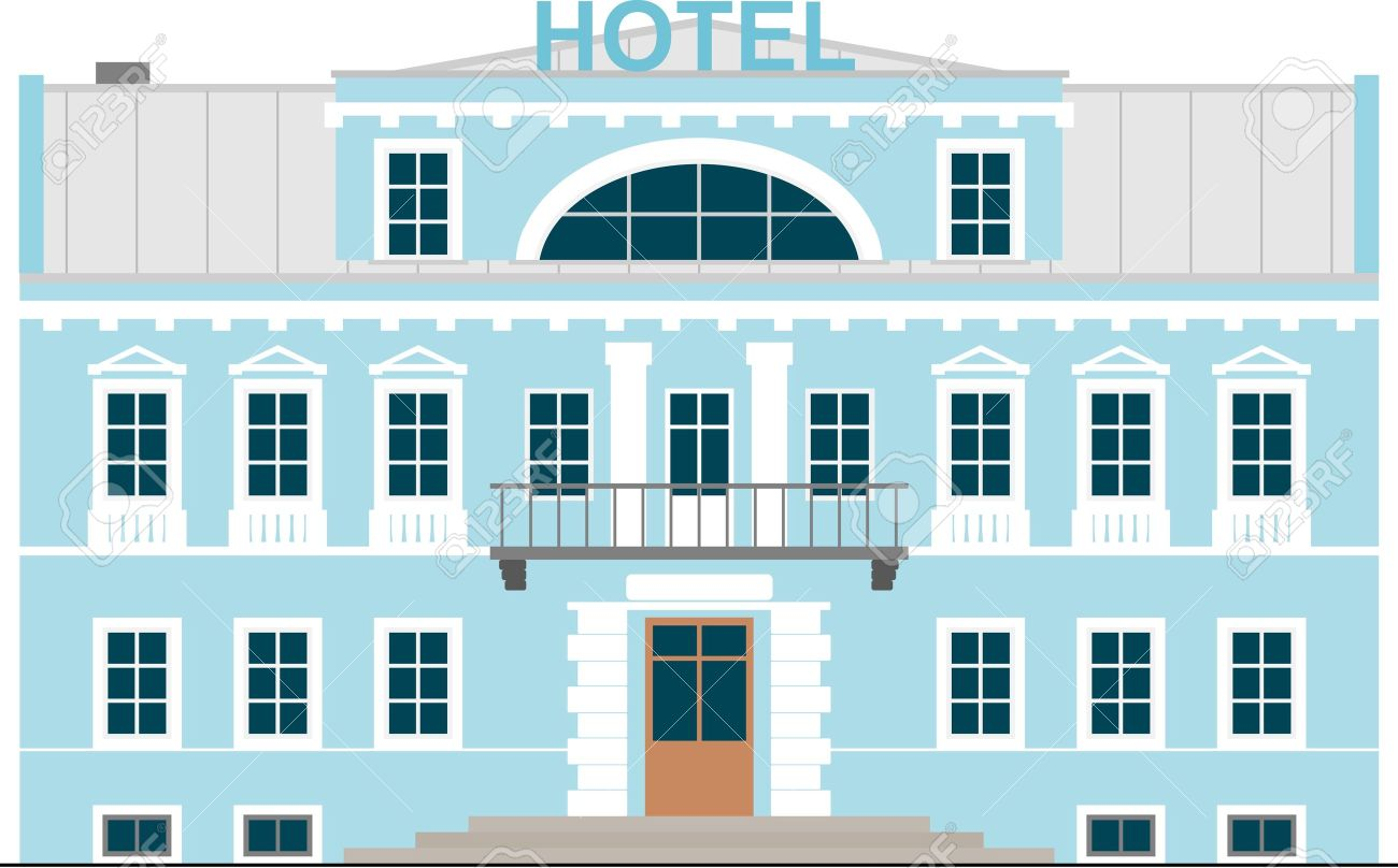 Hotel Royalty Free Cliparts Vectors And Stock Illustration Image 14617755