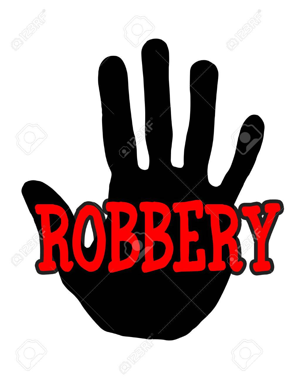 The difference between theft from robbery is the use of fear or force