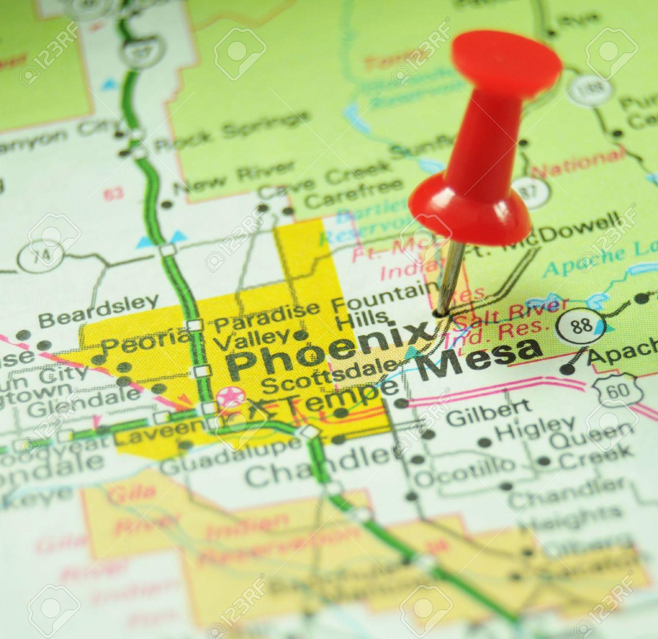 Map Of Phoenix On Us Stampy And Squid Adventure Maps - Phoenix us map