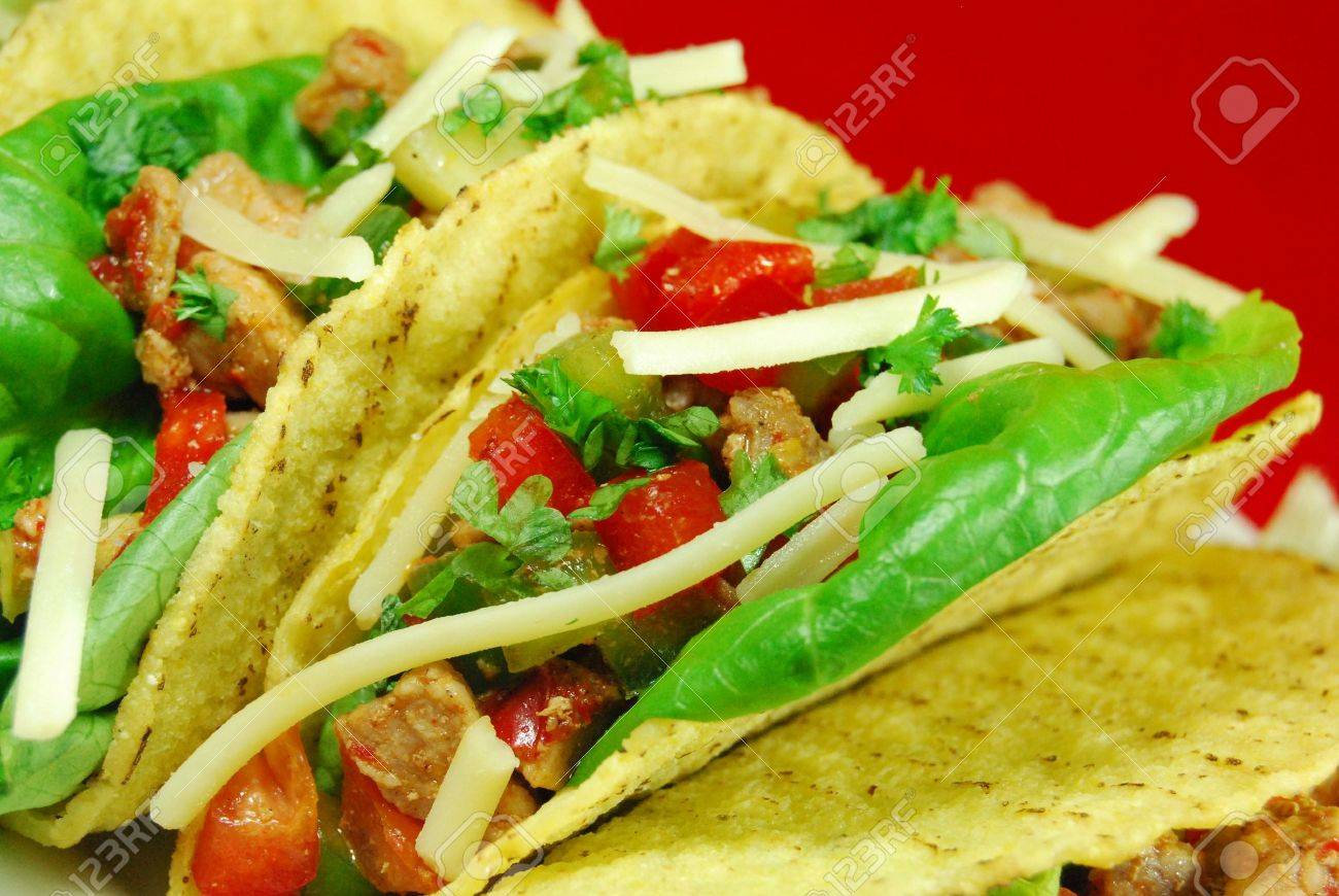 Fast food Stock Photo - 10380346