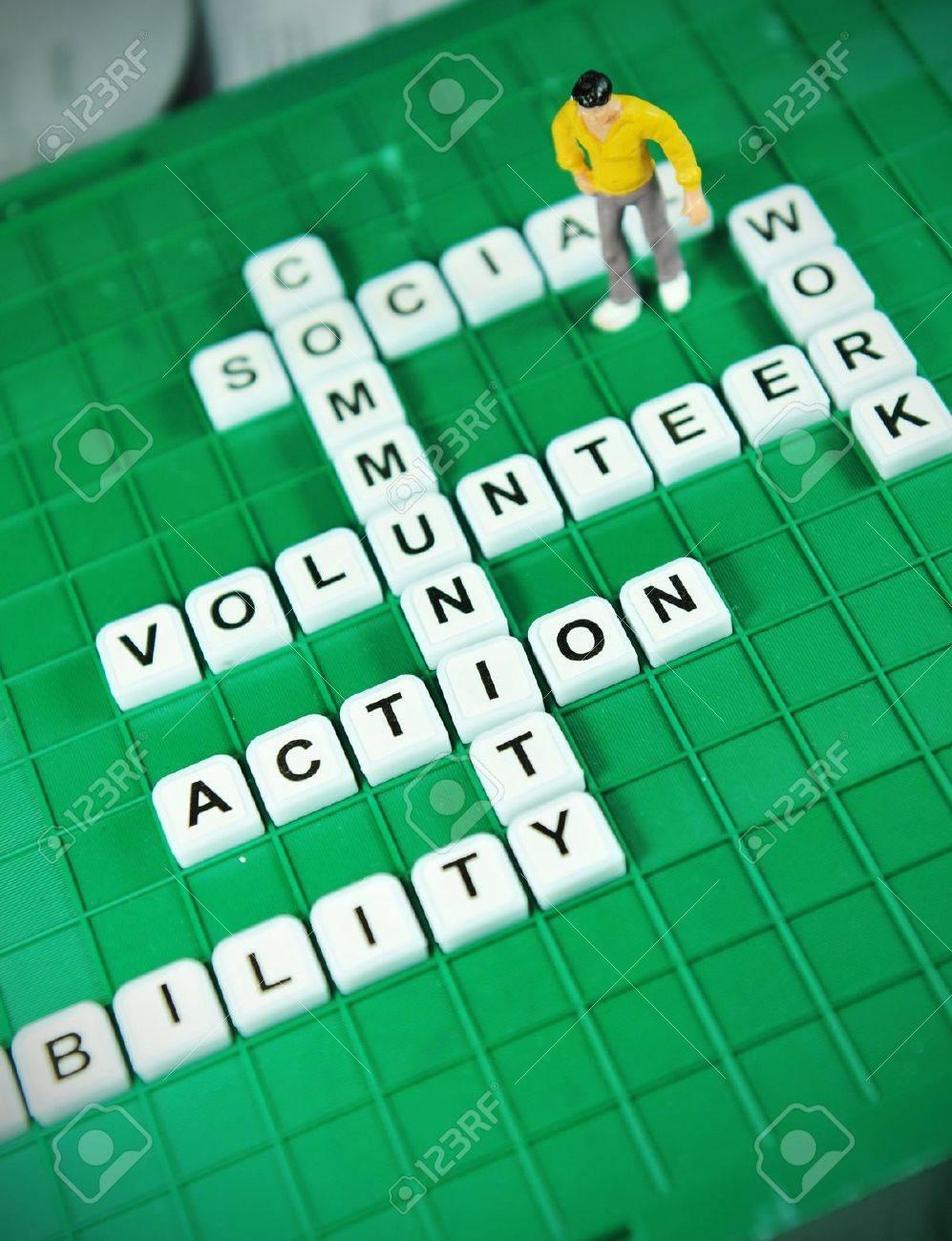 Volunteer Stock Photo - 10361721
