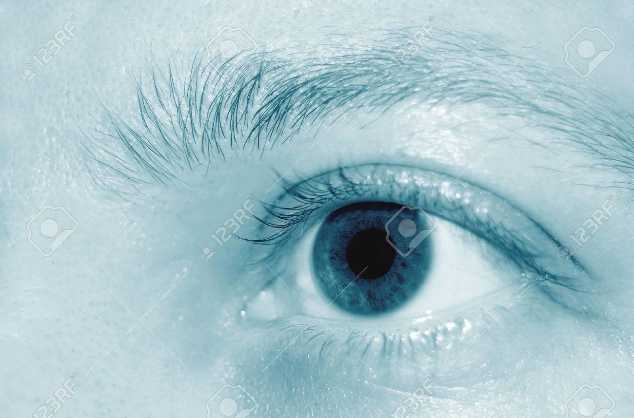 Eye detail Stock Photo - 10521517