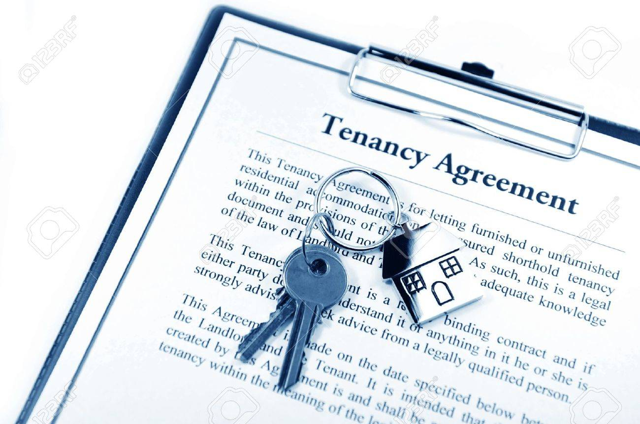 Tenancy Agreement Photo Picture And Royalty Free Image – Landlord Tenancy Agreement Download