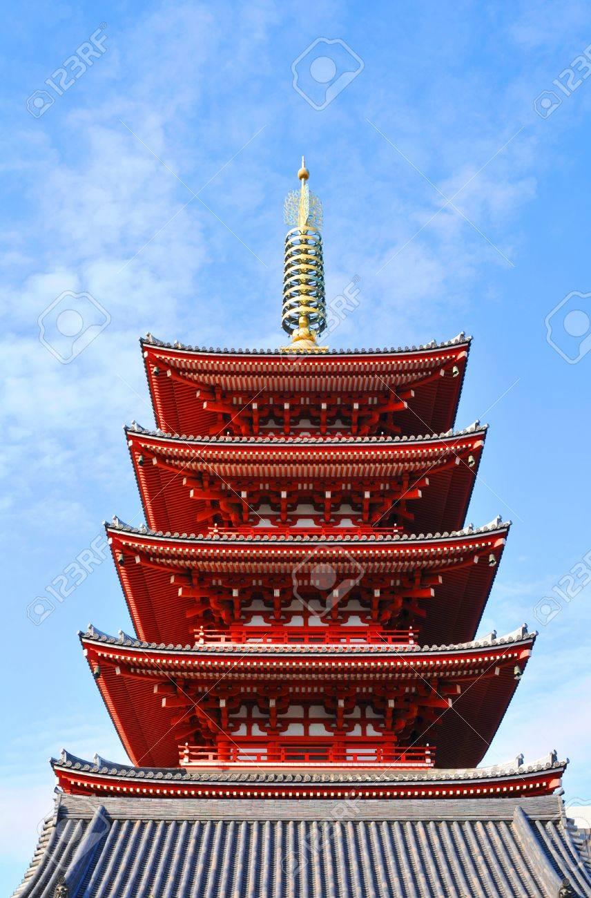 Pagoda Stock Photo - 13065382