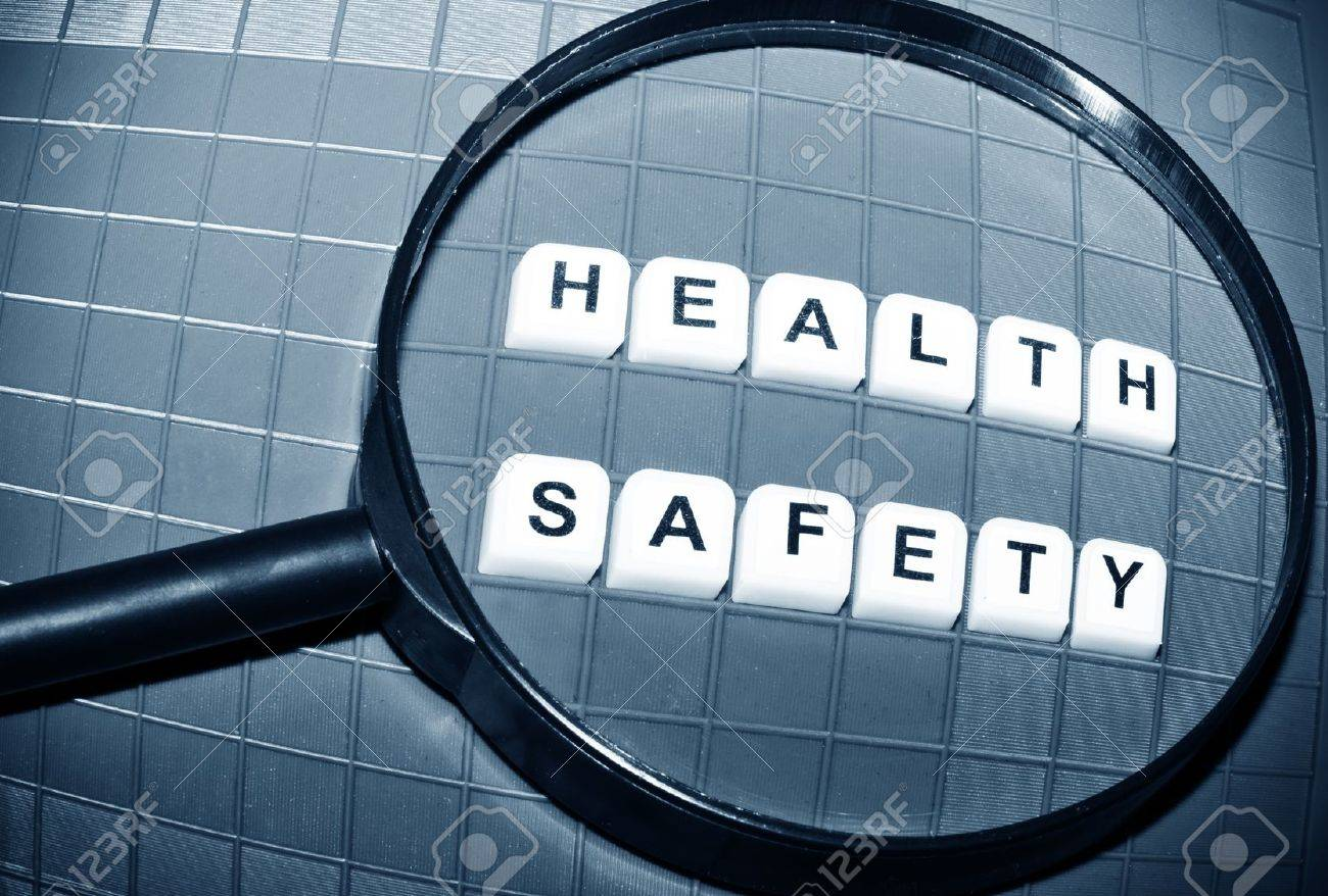 Health and safety Stock Photo - 14494785