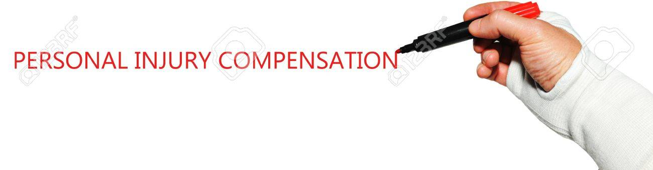 Personal injury compensation Stock Photo - 14456207