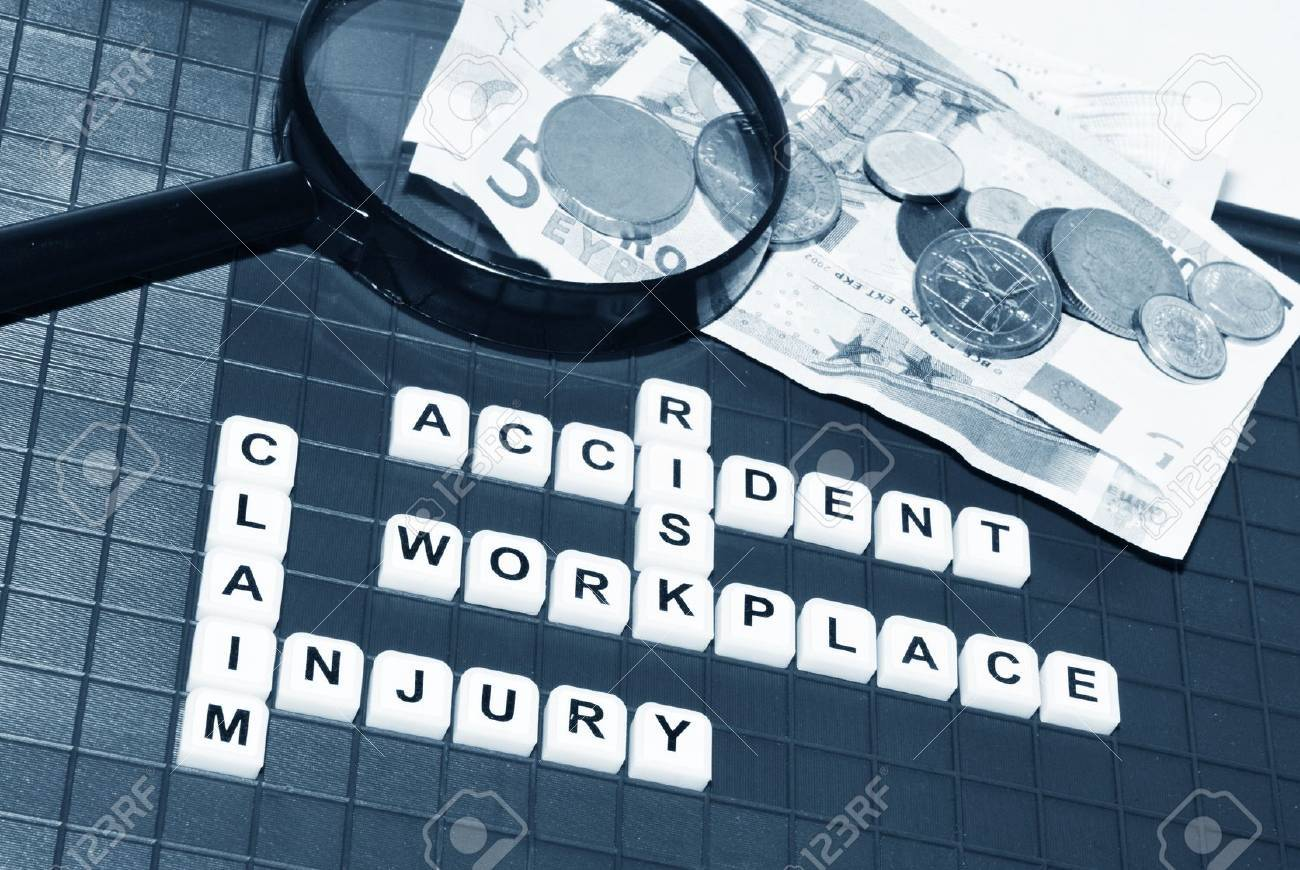 Injury claim - 14455312