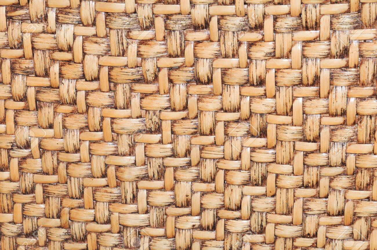 Detail of wicker texture suitable as background - 96362028