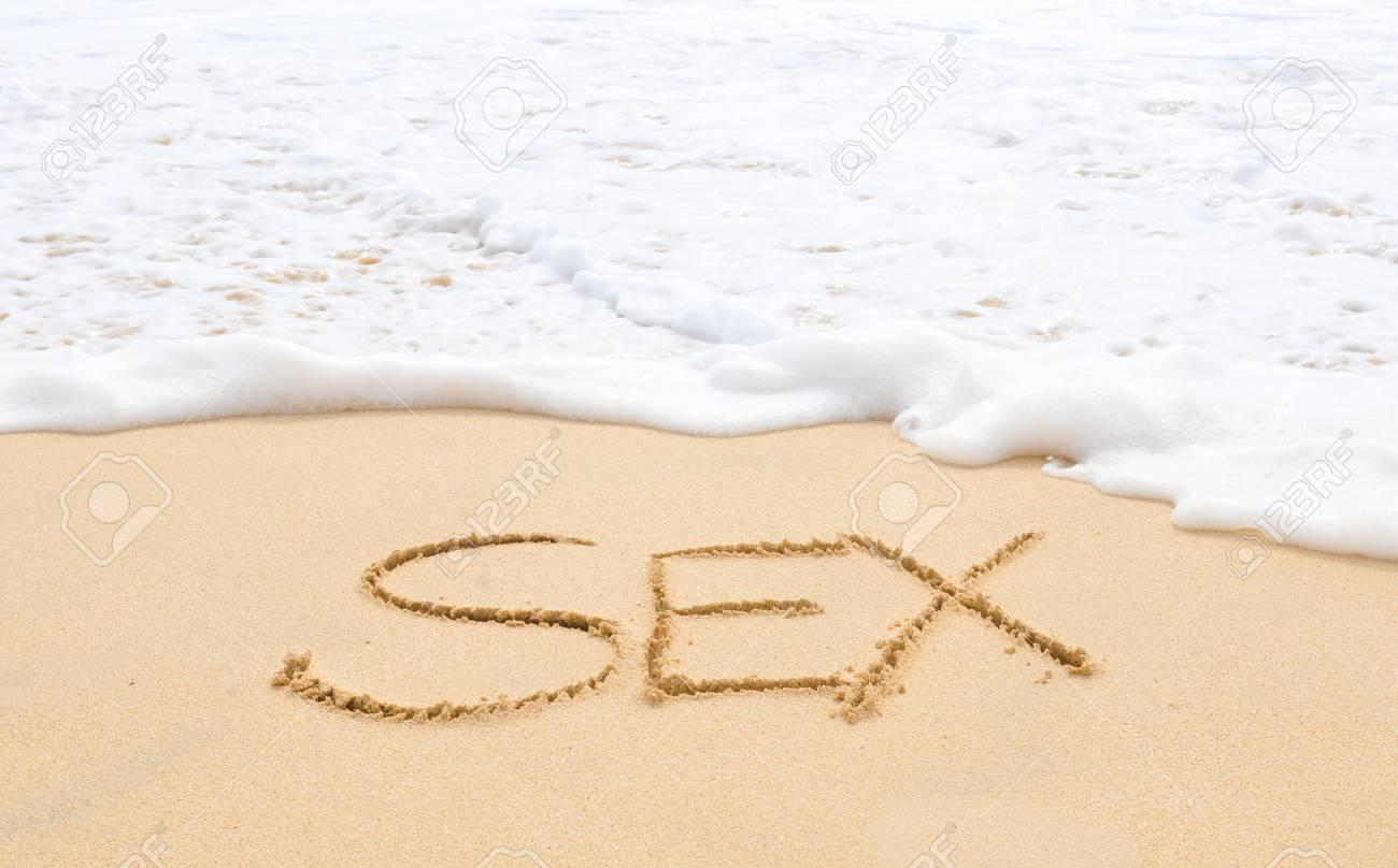 Sex exotic beach