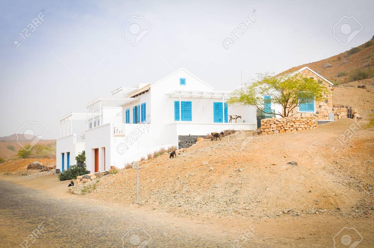 Newly built house in Boa Vista, Cape Verde - 96398706