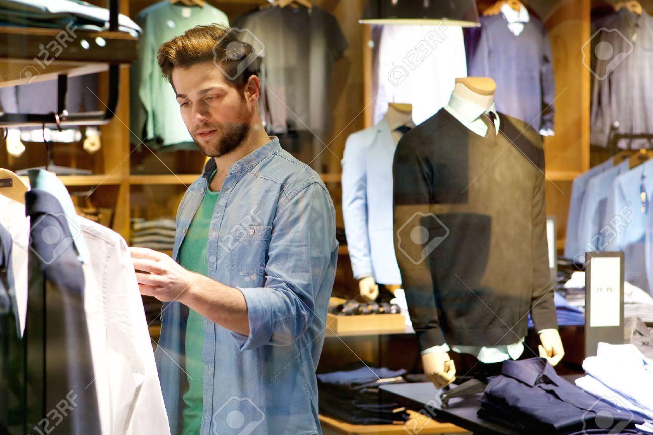 buy clothes