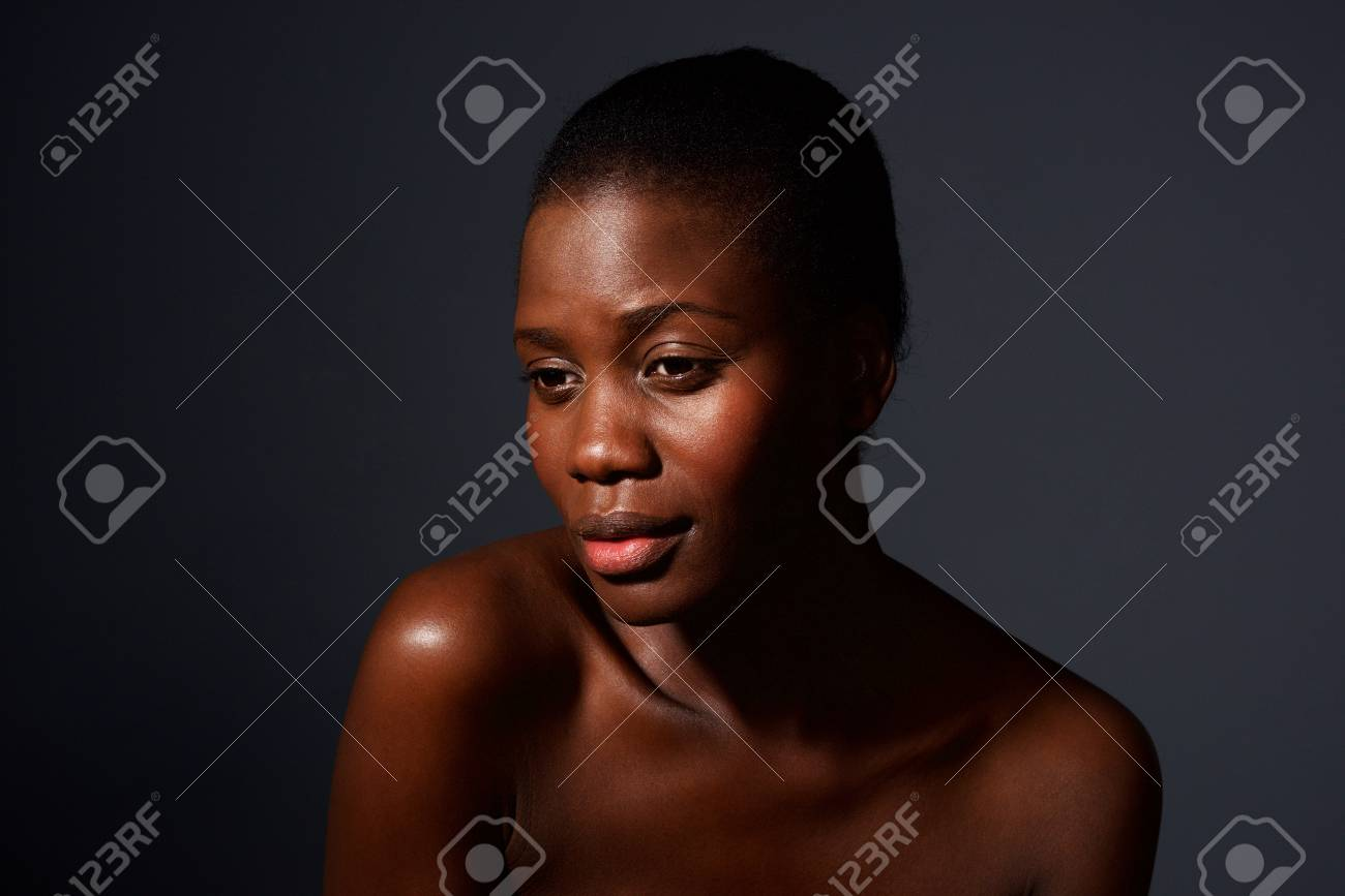 Naked young african girls