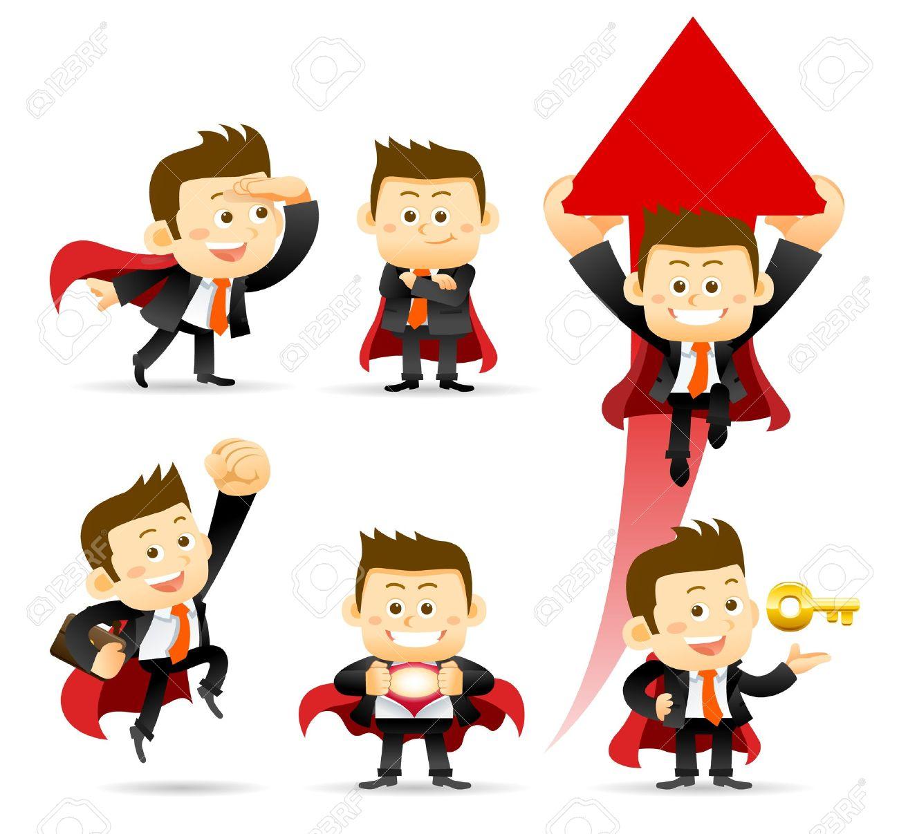 Super Businessman - 22019377