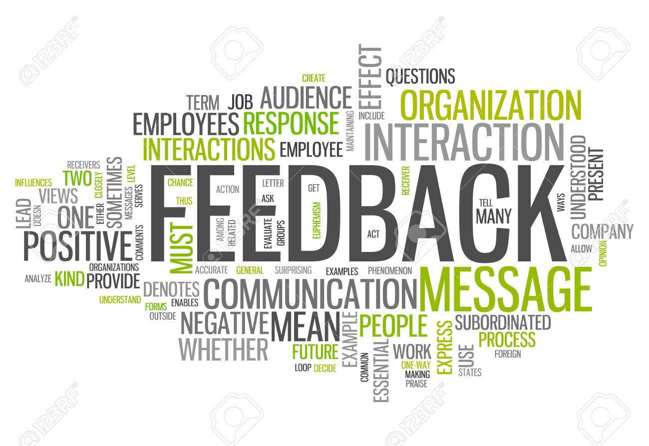 word cloud with feedback wording stock photo picture and royalty