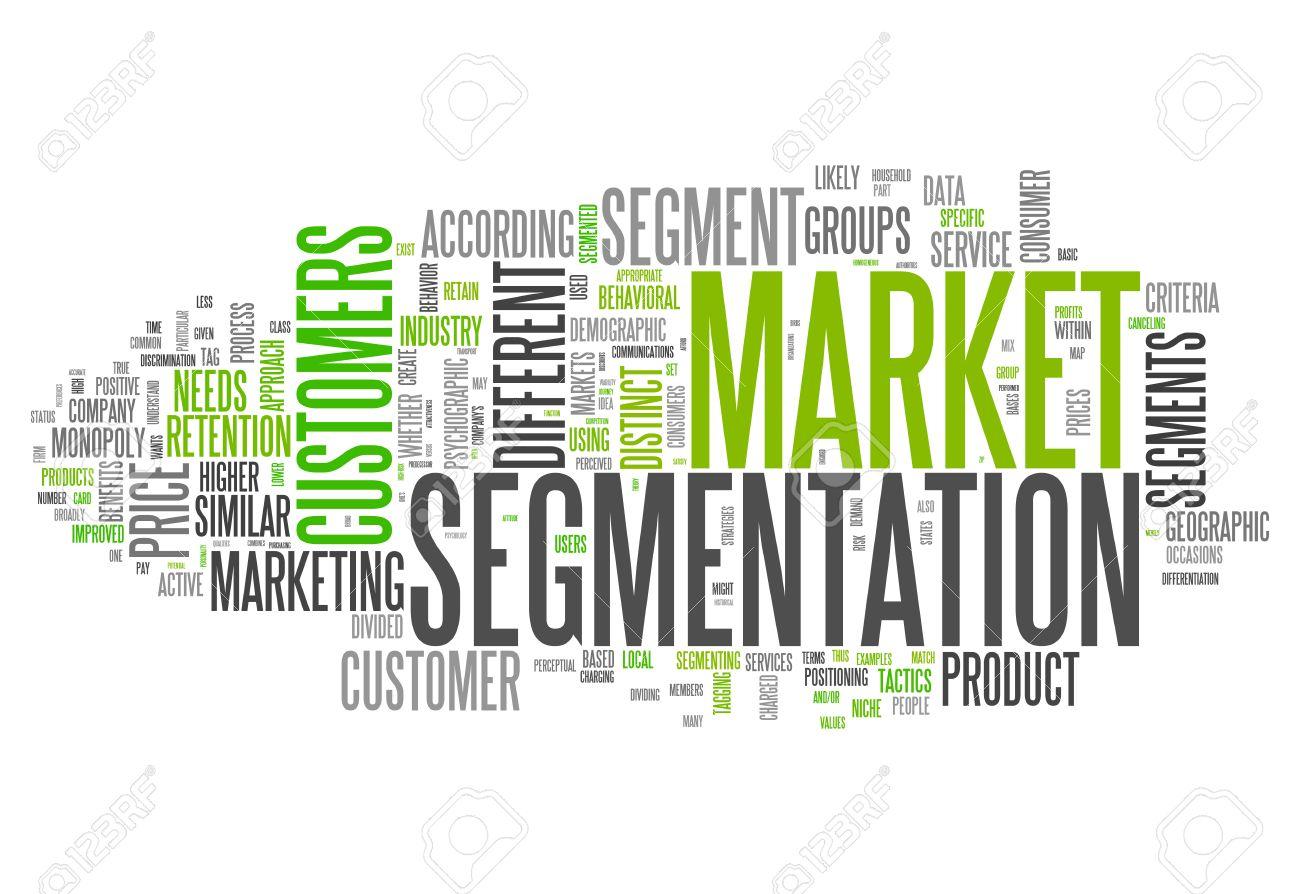 product related segmentation
