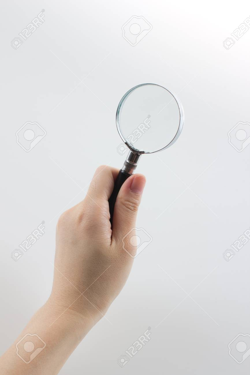 magnifying glass - 15513572