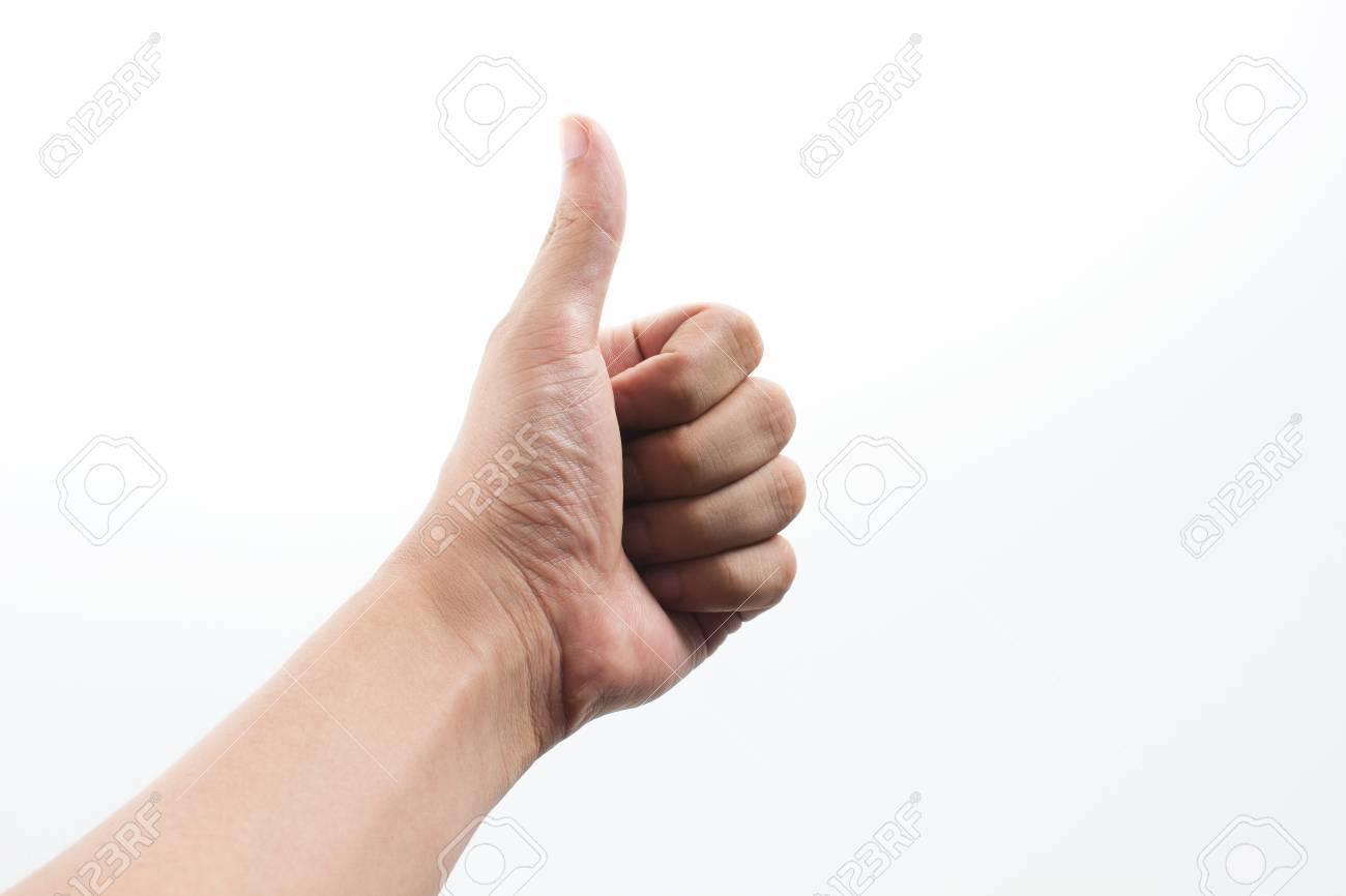 hand signal - 15513554