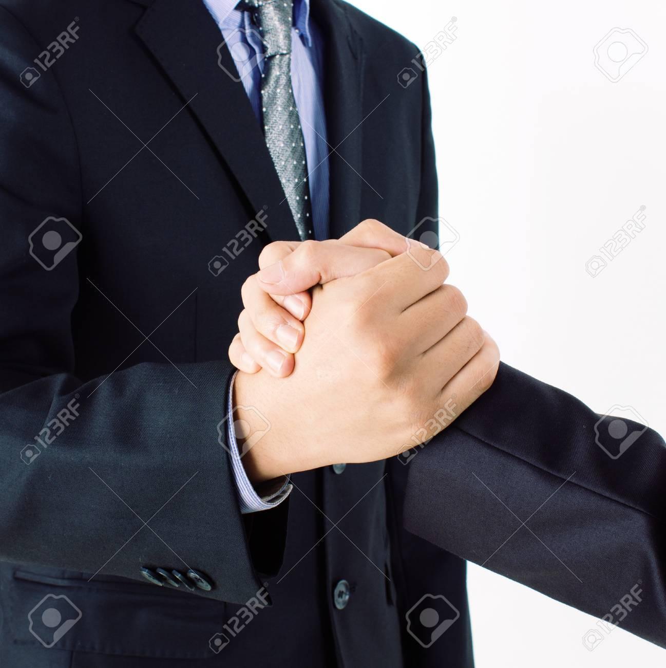 handshake business - 15442932