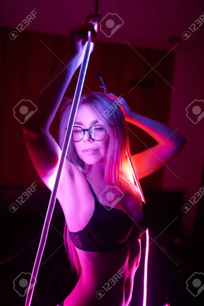Night in sexy girl 10 Sexy