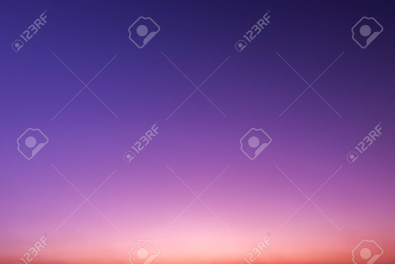 The color of sky taken when sunset in Thailand Stock Photo - 17307234