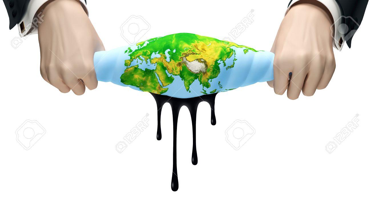 La Crisis Energética  Y La Ecológica