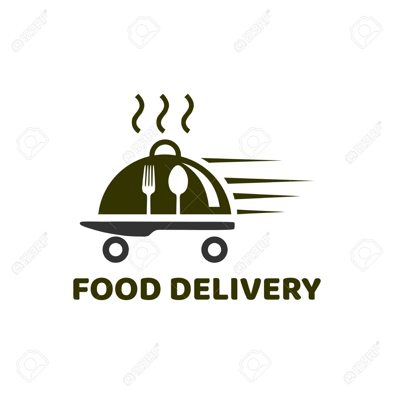 Food Delivery logo - 94315720