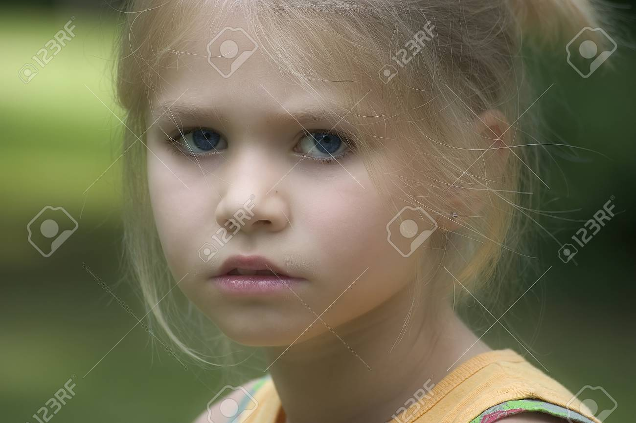 portrait of the girl in the open air Stock Photo - 13539990