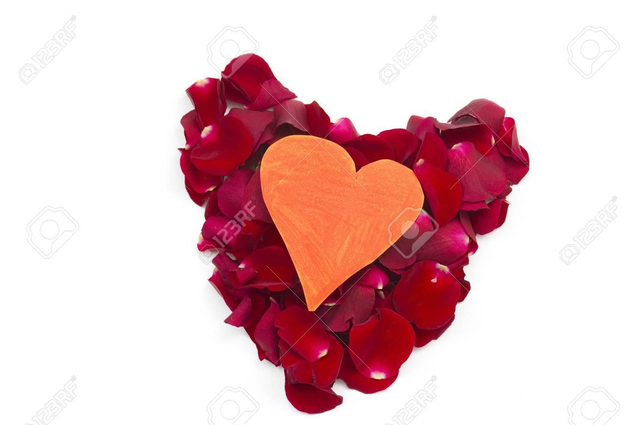 two hearts Stock Photo - 13543837