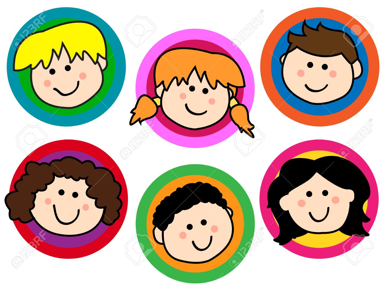 231 677 children drawing cliparts stock vector and royalty free