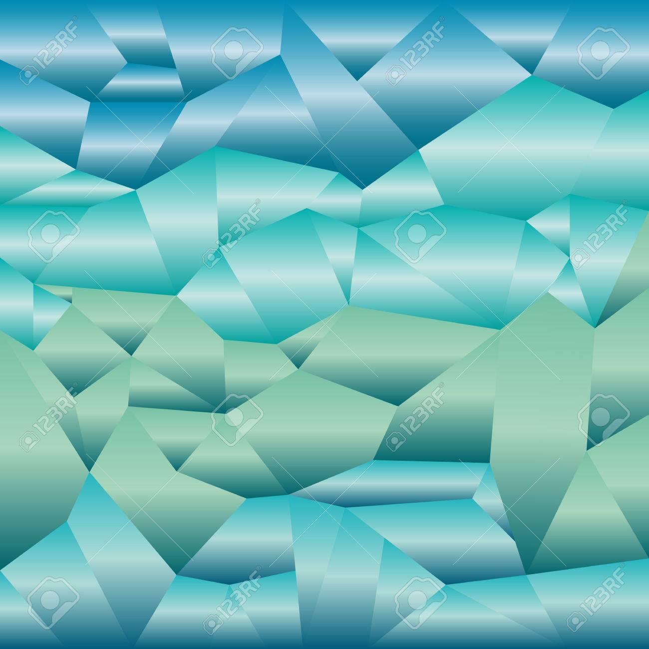 MetallicMosaikFliesen In Blaugrün Tönen Hintergrund Lizenzfrei - Mosaik fliesen metallic