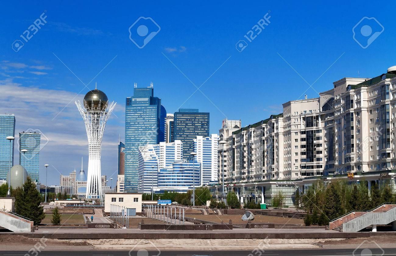 Capitale Kazakhstan