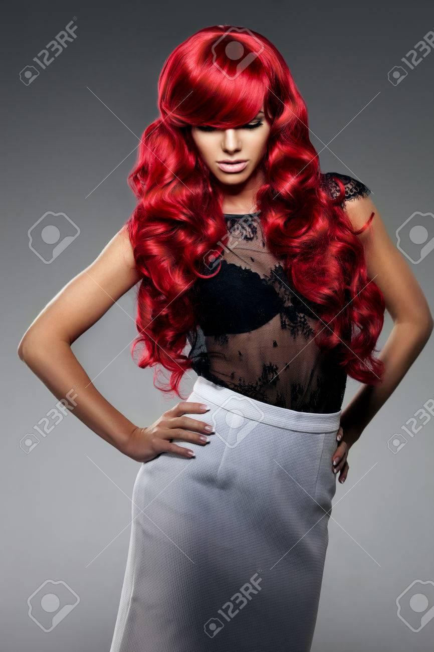 Kurzhaarfrisuren Frauen Rote Haare Frisuren Frauen Rot