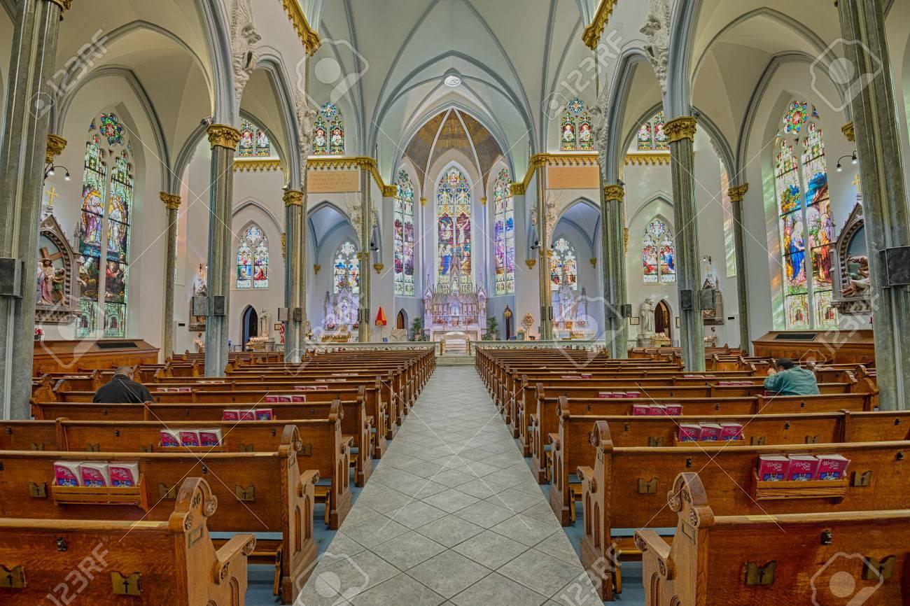Jacksonville Florida January 18 2015 Interior Of Immaculate