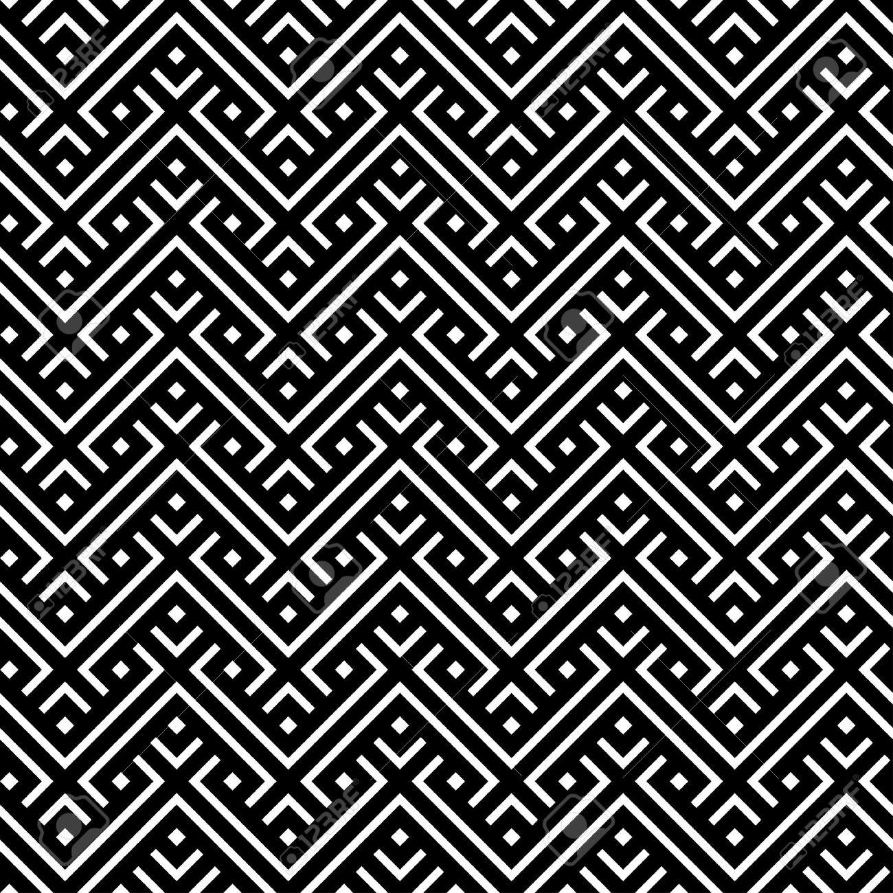 Vector of moroccan tile seamless pattern tile for design tile - Seamless Pattern For A Fabric Papers Tiles Stock Vector 15247110