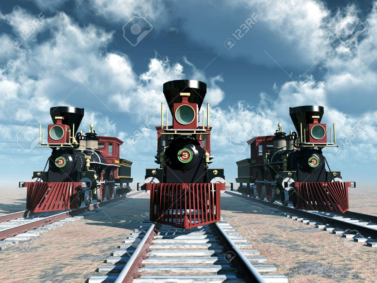 american steam locomotives from the 1850s stock photo picture and