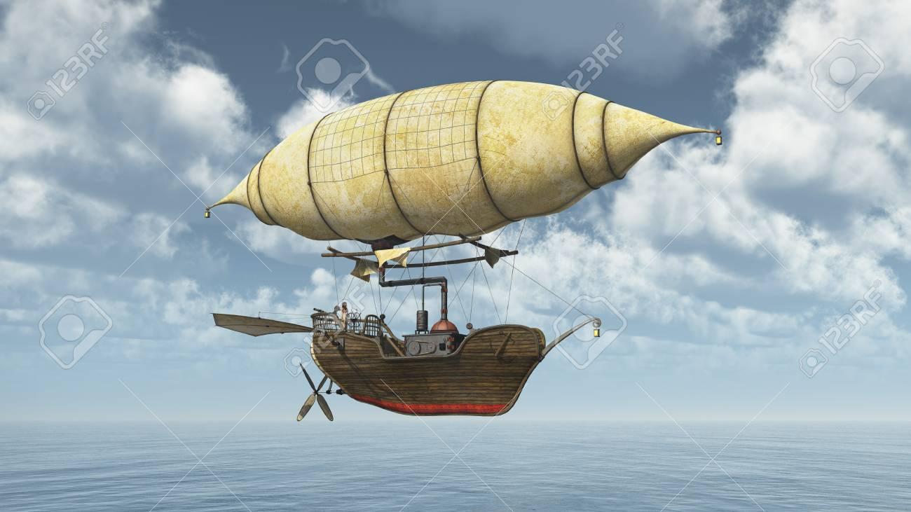 A Balloon For Lift - Worlds Adrift