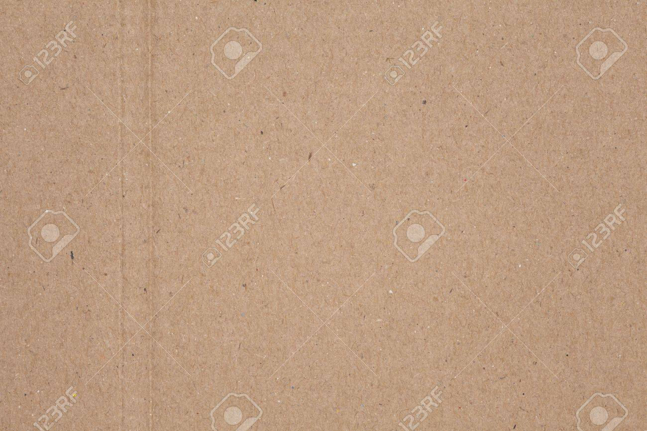 brown cardboard background, carton rough texture with margin Stock Photo - 16431040