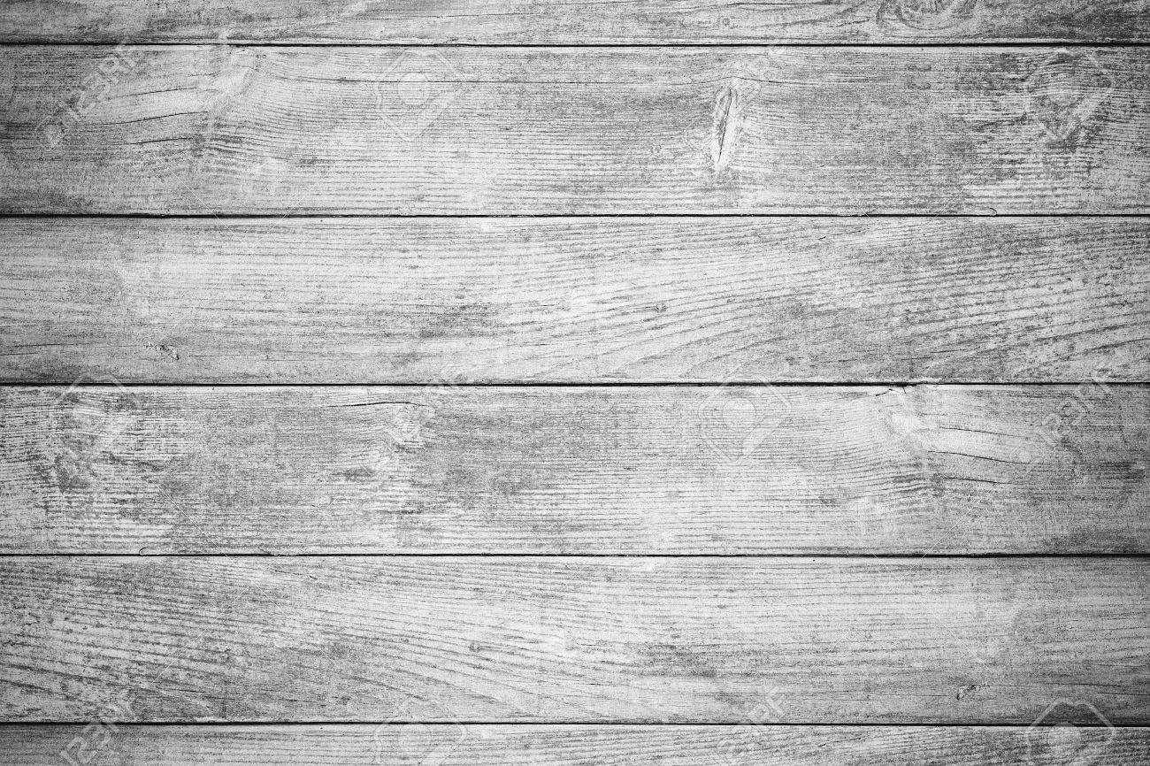 White Wooden Background Or Wood Grain Texture Stock Photo Picture