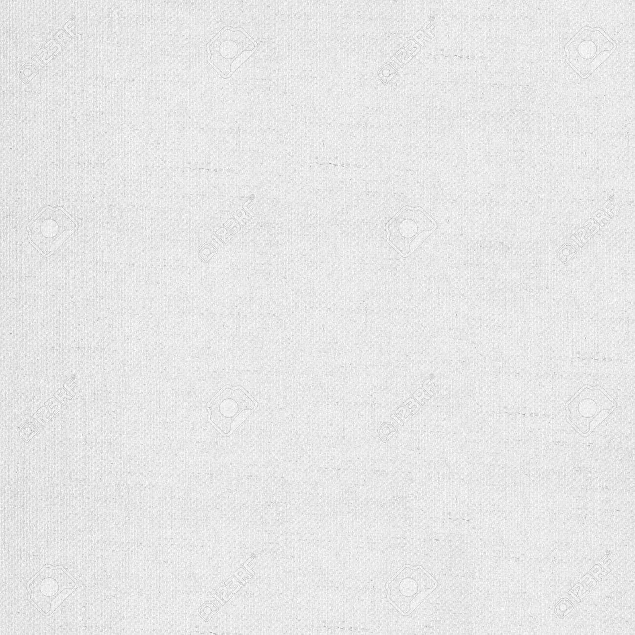 Textura De Lona Blanca O Fondo De Lino De Patrón Tejido Fotos ...