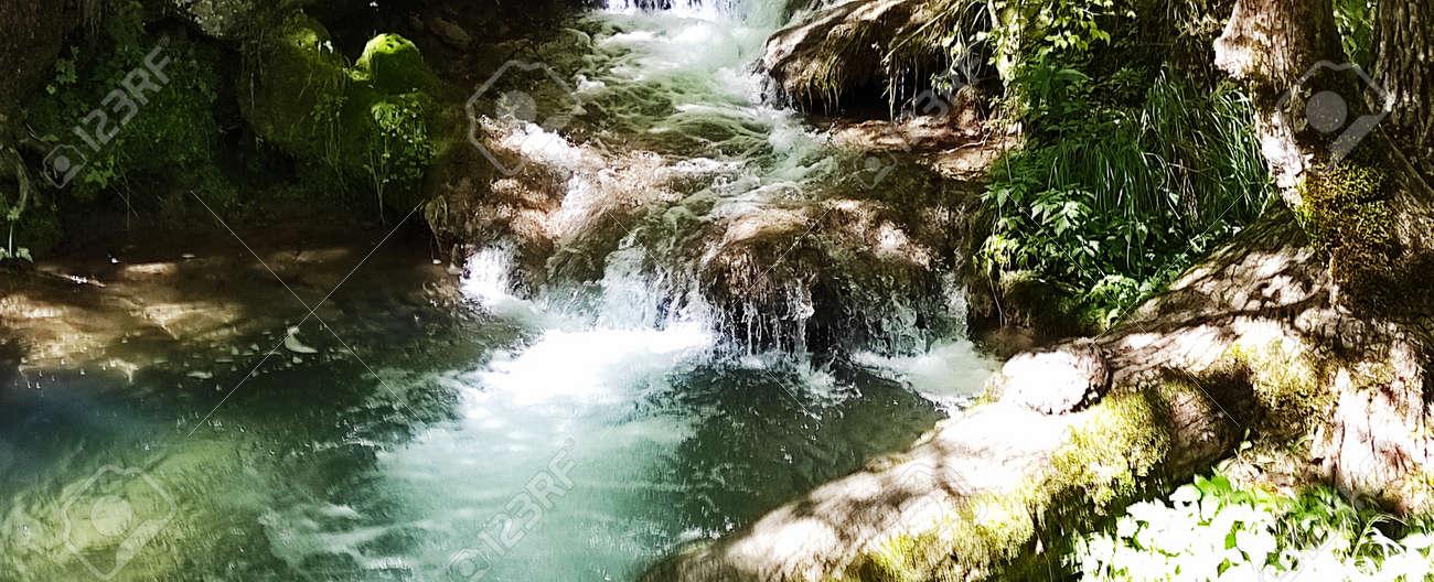 waterfall - 155913699