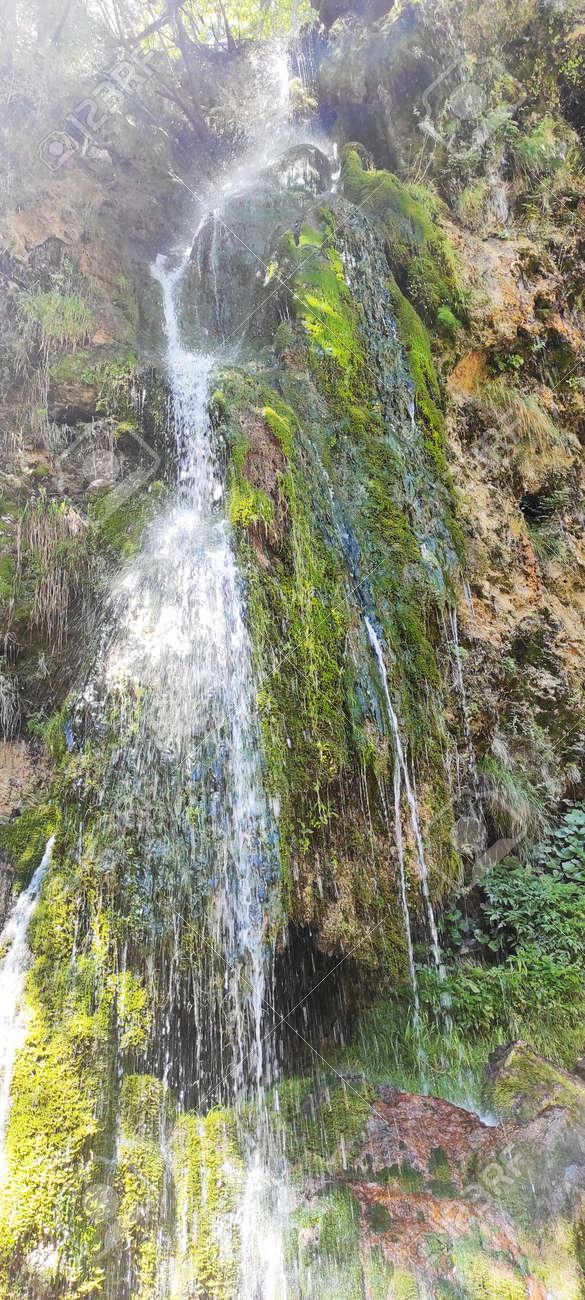 Over 25 meters Waterfall in Europe (Balkan, Serbia) - 155760798