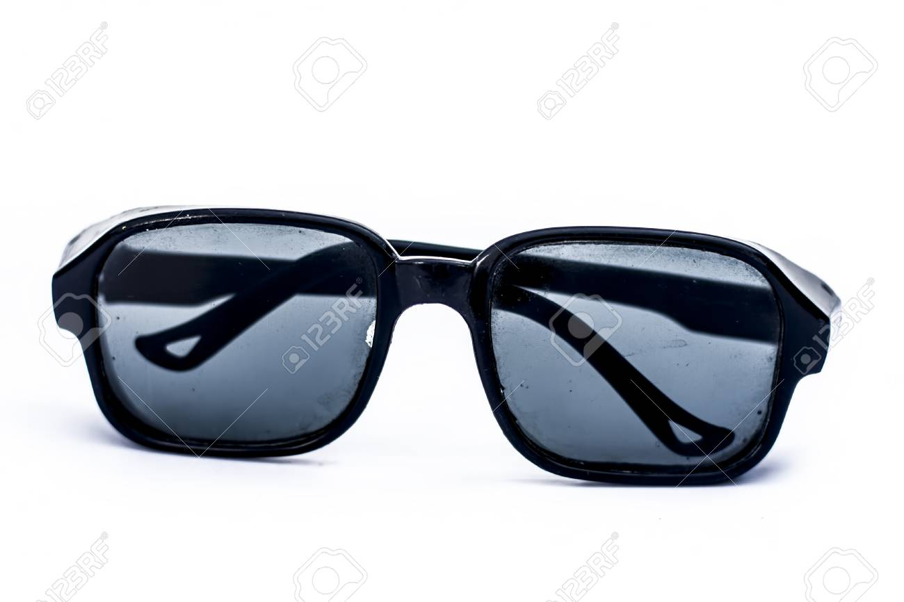 81a70b482e Black colored glasses wear after the cataract surgery isolated on white  stock photo jpg 1300x866 Cataract