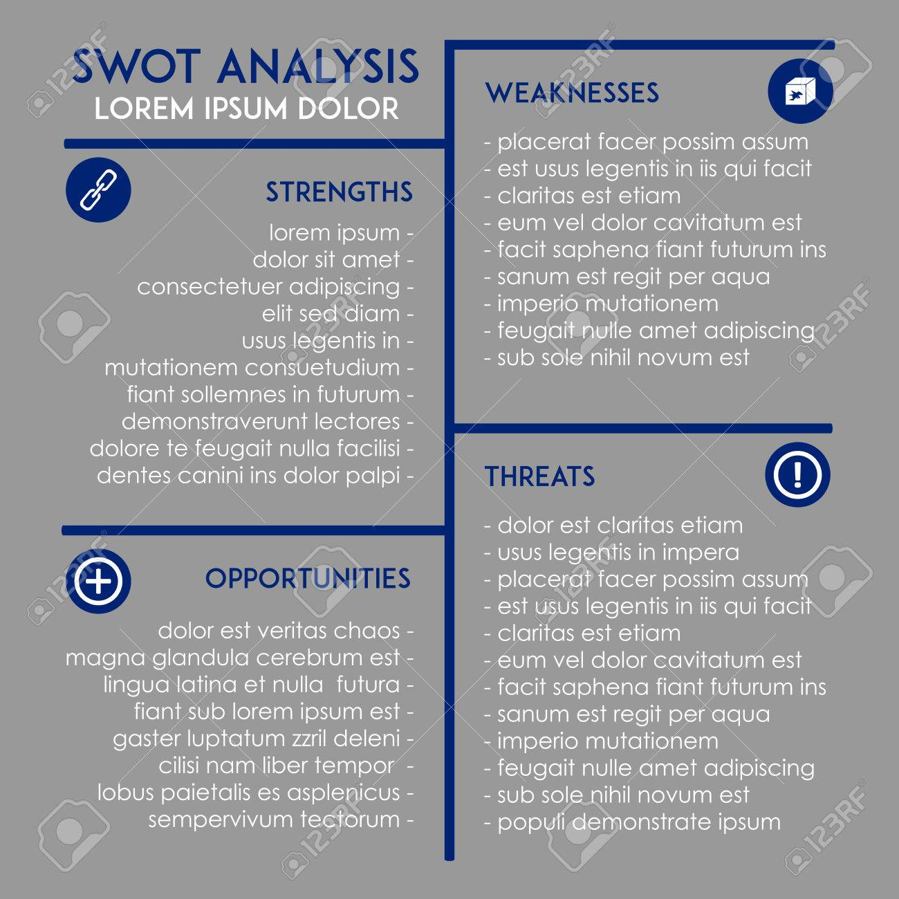 Doc640452 Business Opportunity Analysis Template SWOT – Business Analysis Template