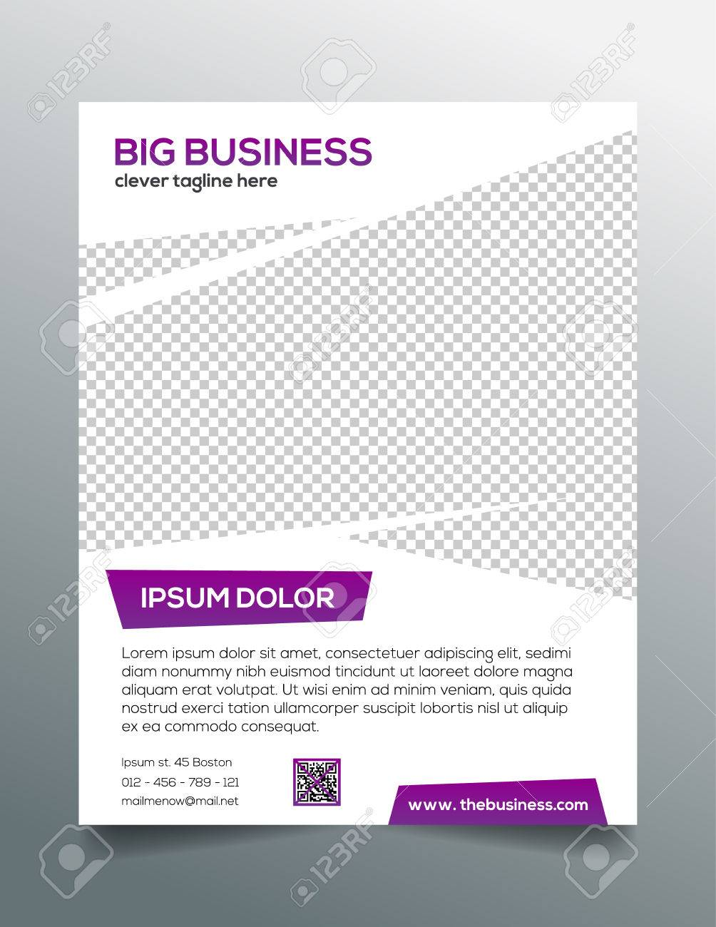 free cleaning business flyer templates clean modern business flyer